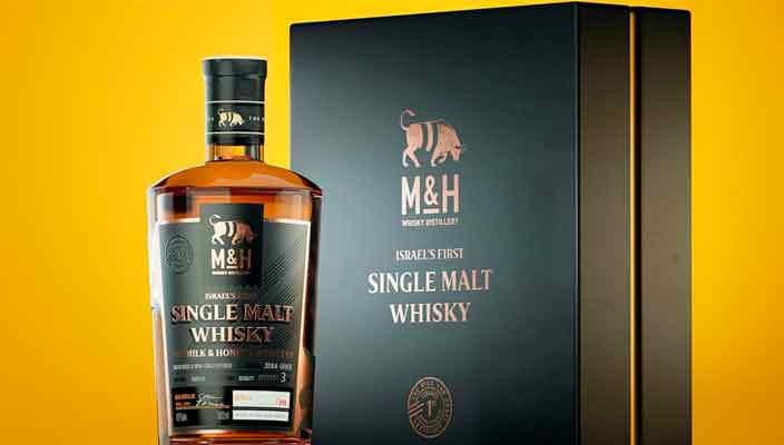 Первый израильский виски продадут на аукционе в Шотландии