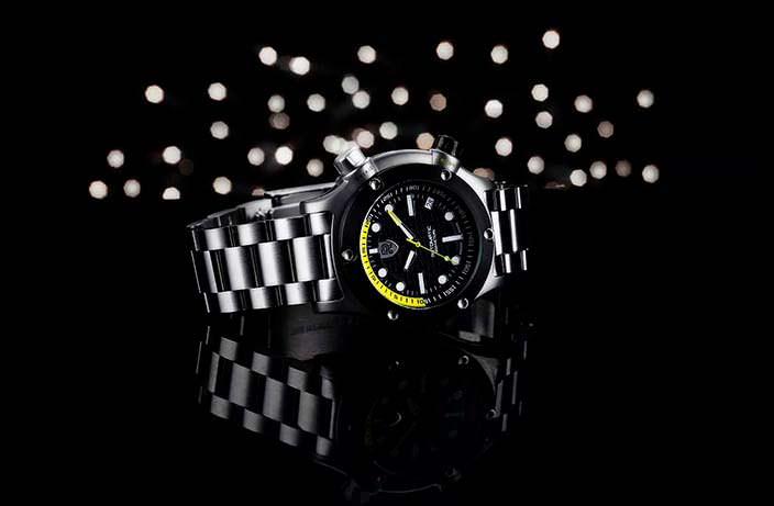 Rebel AquaFin: лучшие дайверские часы ценой до $500