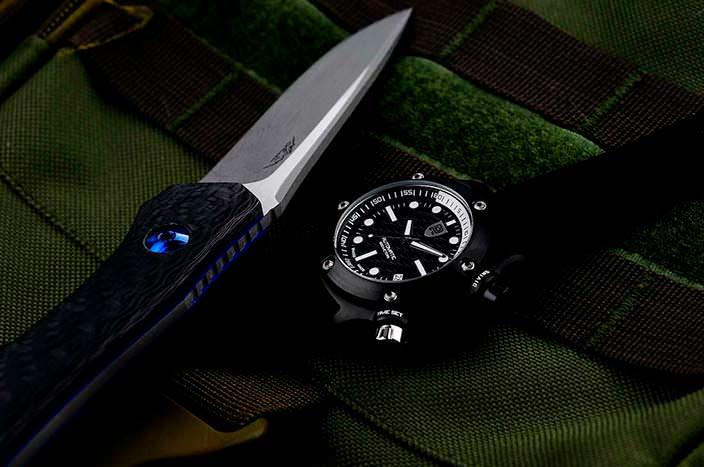 Дайверские часы Rebel AquaFin: глубина погружения до 300 м.