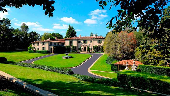 Самый дорогой дом в Холмби-Хиллз за $180 млн