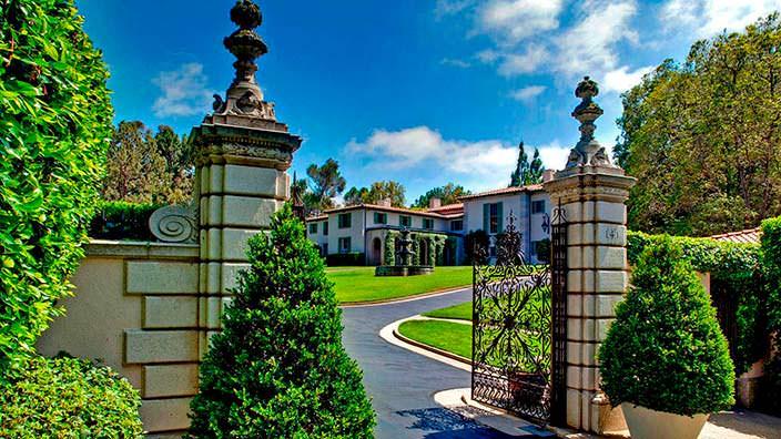 Owlwood Estate: самый дорогой дом в Холмби-Хиллз за $180 млн