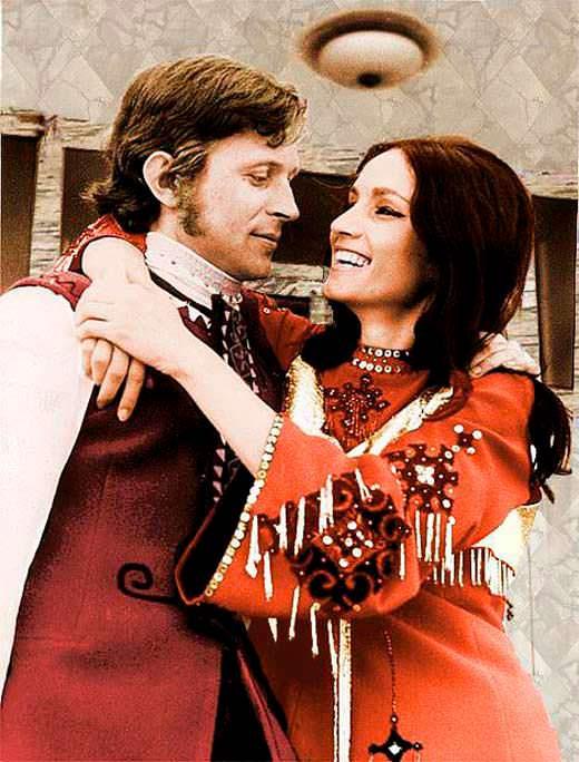 Фото | София Ротару с мужем Анатолием Евдокименко