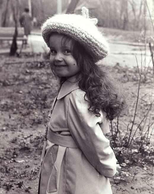 Фото | София Ротару в детстве