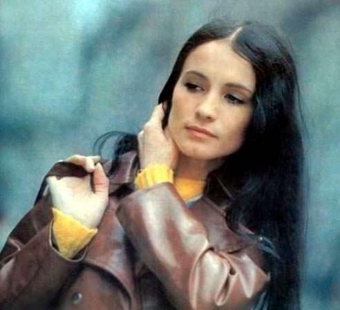 Фото | София Ротару в молодости. 1973 год