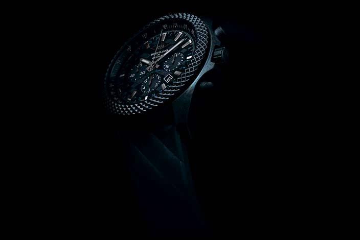 Швейцарские часы Bentley GT Dark Sapphire Edition