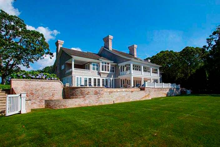 Новый дом Бейонсе и Джей Зи на Лонг-Айленде