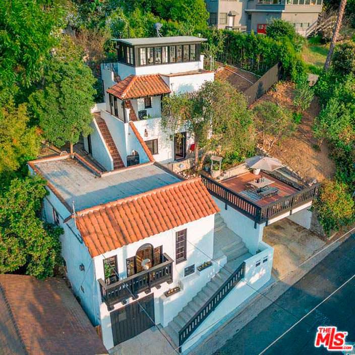 Дом в испанском стиле Джеймса Франко