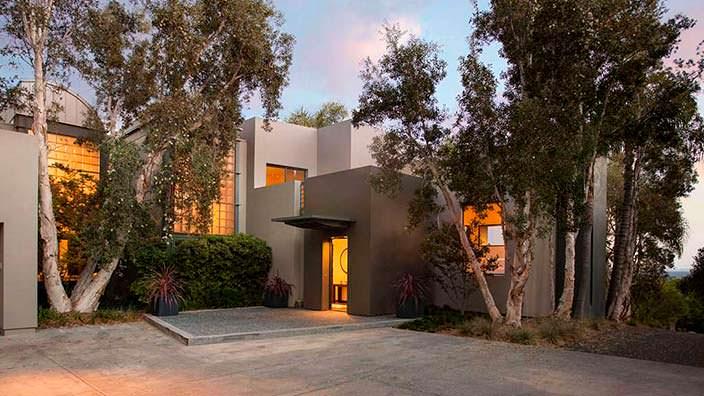 Бывший дом Майкла Бэя в Монтесито, Калифорния