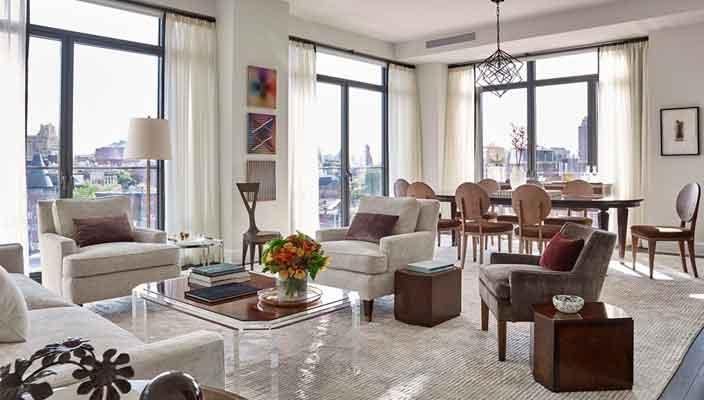 Джон Бон Джови купил квартиру на Манхэттене | фото и цена