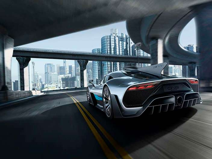 Mercedes-AMG Project One: цена $2,7 млн