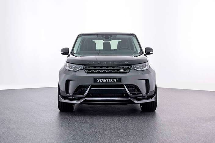 Кроссовер Land Rover Discovery. Тюнинг от Startech
