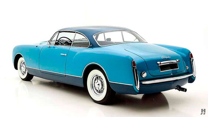 Chrysler Ghia Special Coupe 1953 года