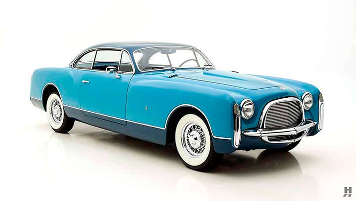 1953 Chrysler Ghia Special Coupe