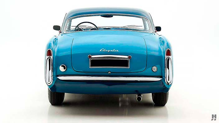 1 из 18 Chrysler Ghia Special Coupe