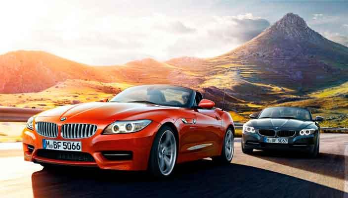 BMW Z4: история становления машины