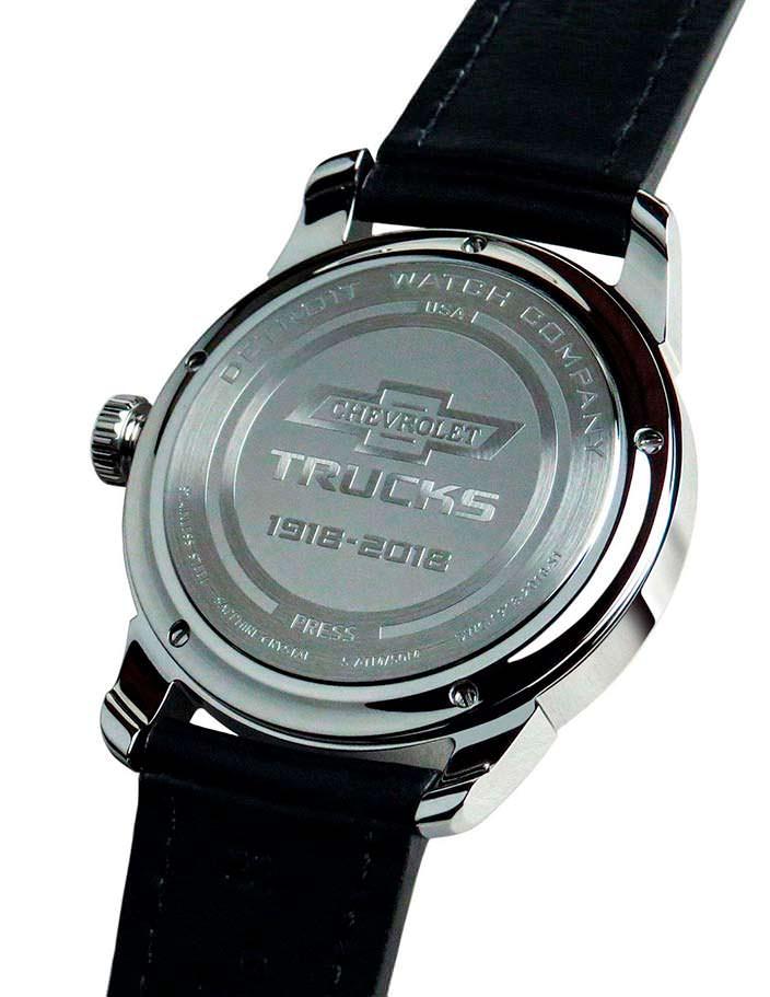 Юбилейные часы DWC Chevrolet