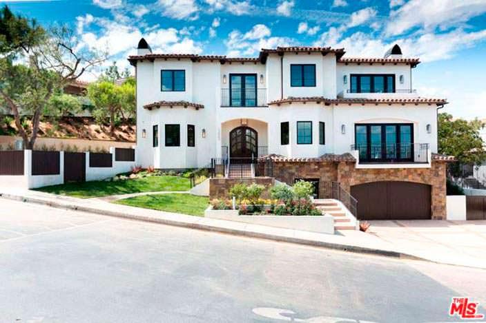Новый дом в Беверли-Хиллз 90210 Серены Уильямс