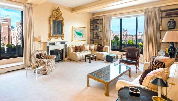 Продается квартира в родном доме Мэрилин Монро в Нью-Йорке