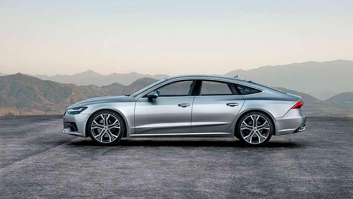 Audi A7 нового поколения