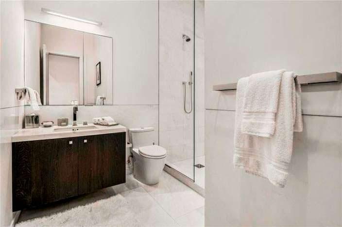 Элитный дизайн ванной комнаты пентхауса Дженнифер Лопес