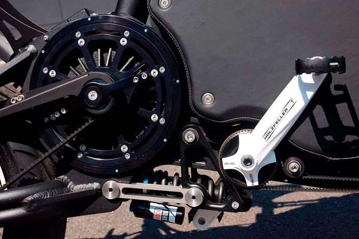 Задний амортизатор мотоцикла The Gulas PI1S