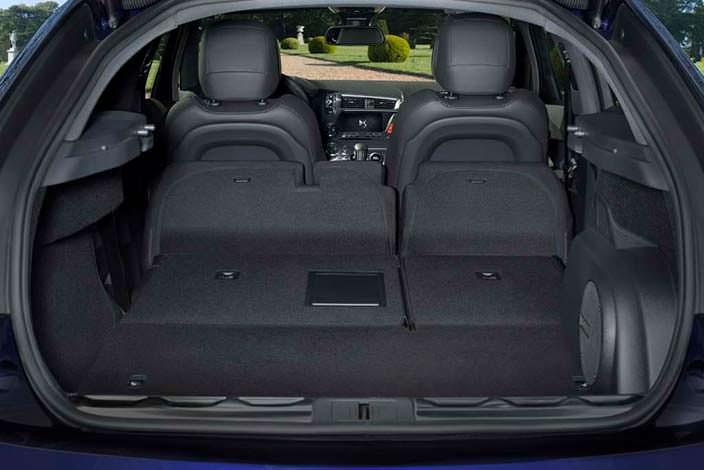 Багажник DS5