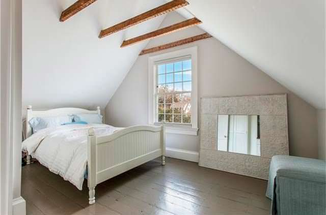 Маленькая гостевая спальня