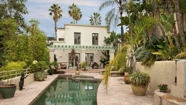 Продается старый дом Хэлли Берри в Голливуде   фото и цена
