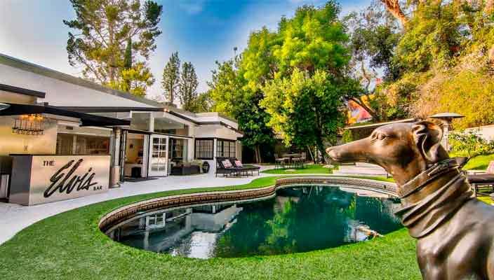 Винни Джонс продал дом на Голливудских Холмах   фото и цена