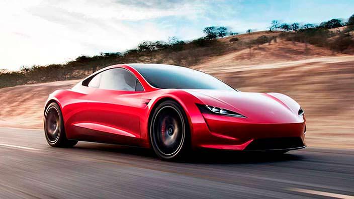 Tesla Roadster нового поколения