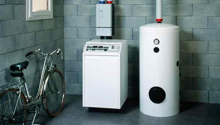 Группа безопасности для котлов отопления: из чего состоит устройство