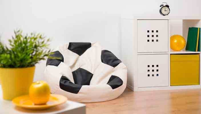 Кресло-мешок от SanchoBag: выбор для дома и офиса