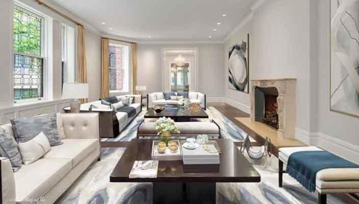 Продается дом Майкла Джексона в Нью-Йорке | фото и цена