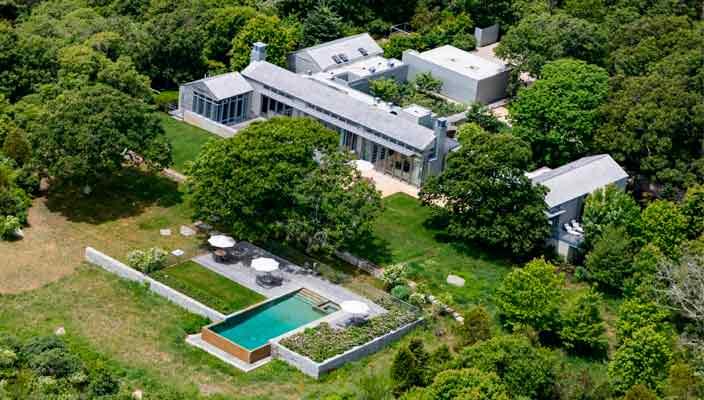 Продается летний дом Барака Обамы на острове | фото и цена