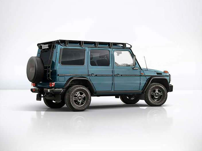 Mercedes-Benz G350d Professional Limited Edition