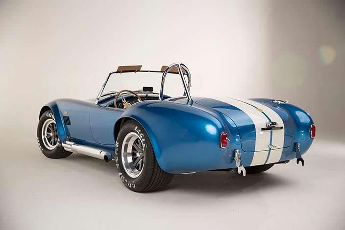 Shelby 427 Cobra 50 лет