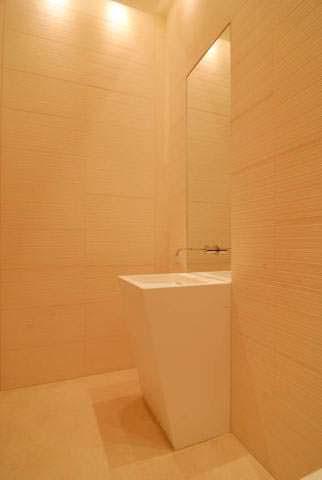 Ванная комната таунхауса Тейлор Свифт