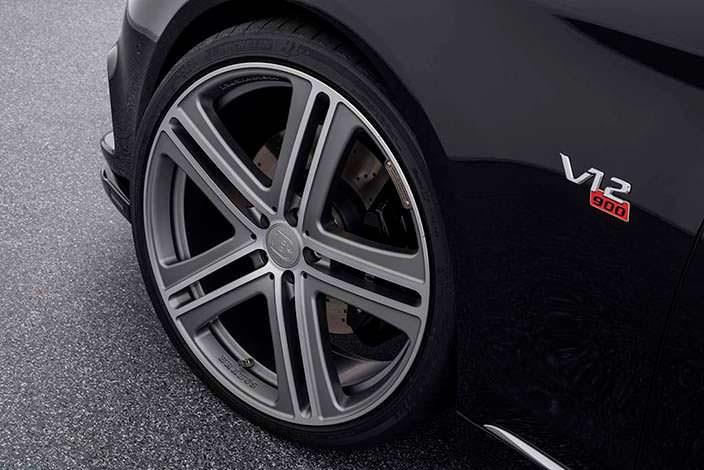 Литые диски Mercedes-Brabus