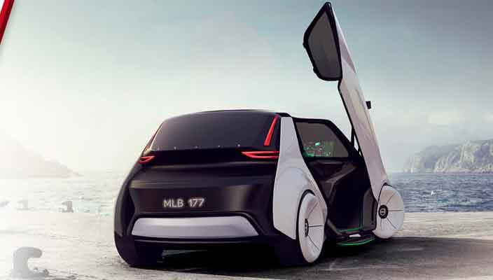 Volvo показала умный автомобиль будущего Care Concept   фото