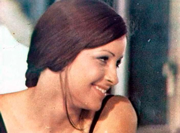 Ампаро Муньос - испанская Мисс Вселенная