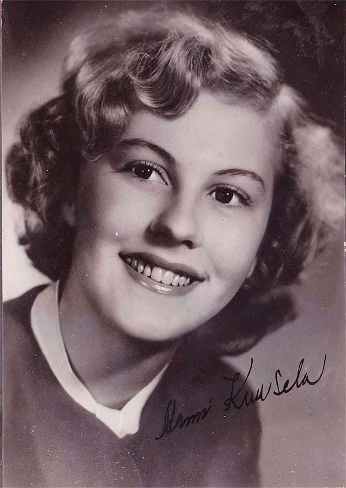 Фото в молодости Арми Куусела
