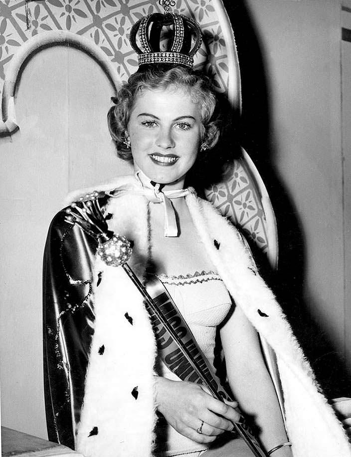 Первая Мисс Вселенная. 1952 год
