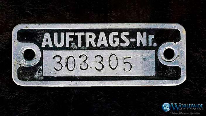 Auftrags-Nr. 303305