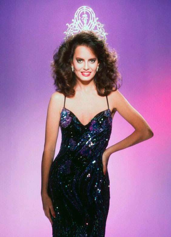 Сесилия Болокко - 36-я Мисс Вселенная