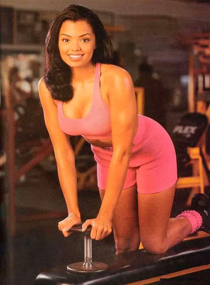 Челси Смит - Мисс США 1995