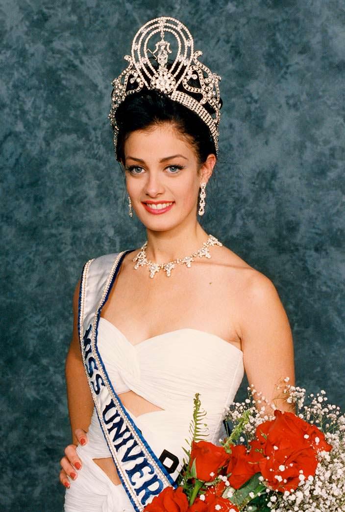 Дайанара Торрес - Мисс Вселенная 1993
