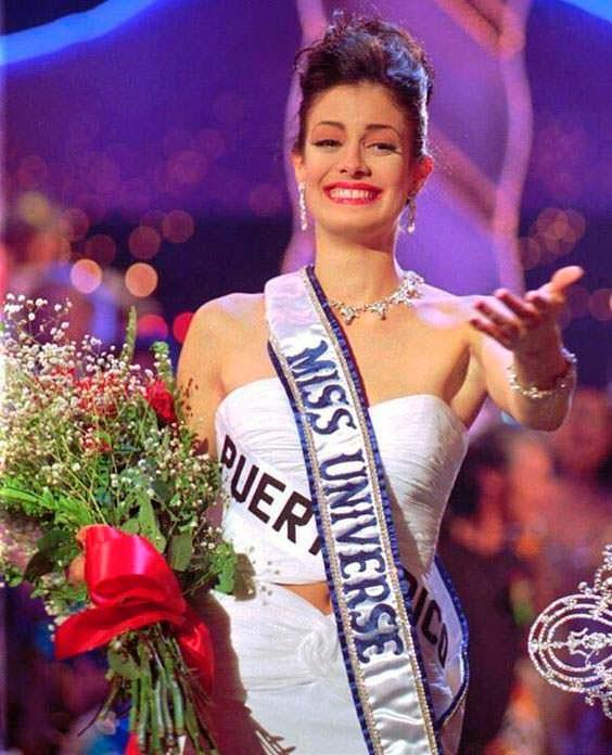 Дайанара Торрес - Мисс Пуэрто-Рико 1993