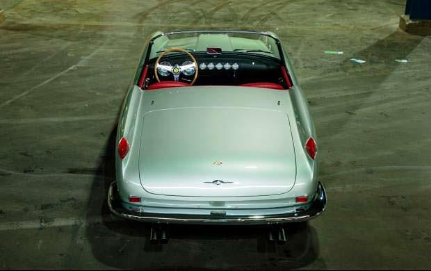 Ferrari 250 GT Series I Cabriolet 1958 года выпуска