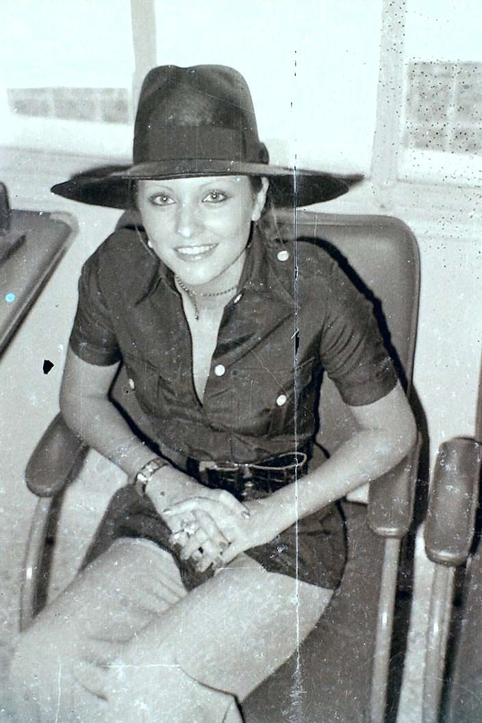 Георгина Риск - победительница Мисс Вселенная 1971 года