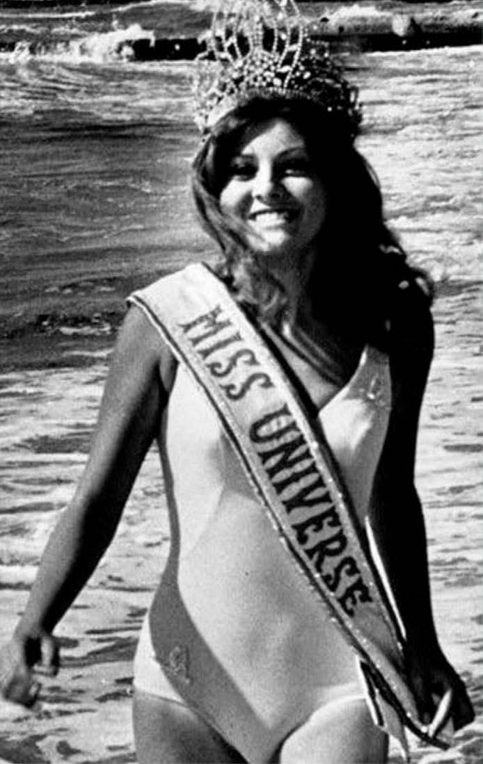 Георгина Риск - 20-я Мисс Вселенная
